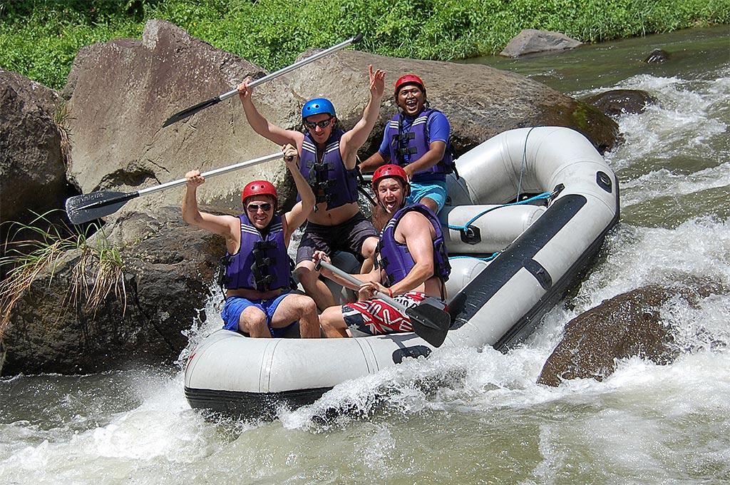 Rafting-Fun